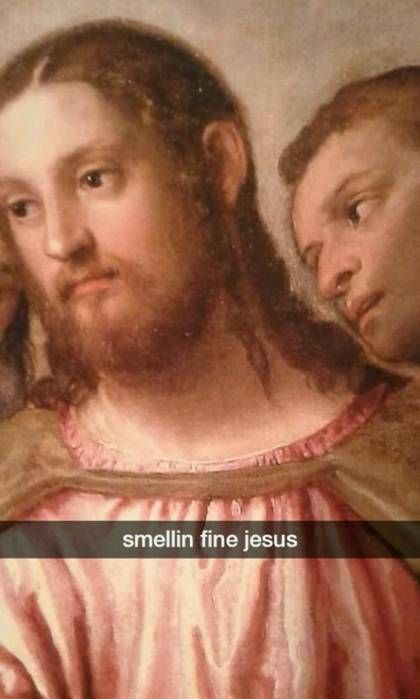 Art History Snapchats | Funny Snapchats from Museums (Page 21)