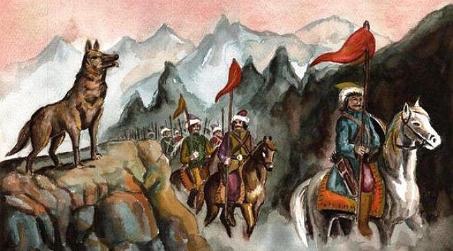 Kizilelma Nedir Kizil Elma Nedir Turkiye Nin Kizil Elmasi Neresi Kizil Elma Ulkusu Ne Anlama Geliyor Kizil Elma Turk Mitolojisinde Han Tarih Tablolar Turkler