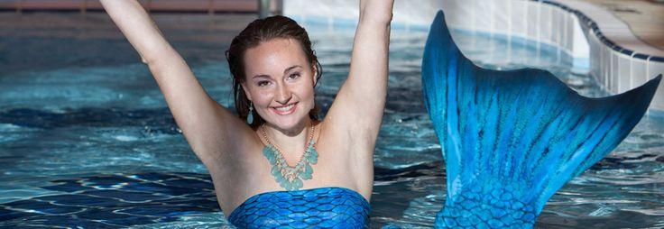 Enjoying the wave! #aquasirene #aquamermaid www.aquamermaid.com