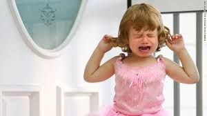 """""""You are being too easy on your toddler if he isn't throwing tantrums sometimes."""" Words to encourage you."""