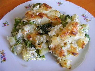 Barbi konyhája: Csőben sült zöldségek