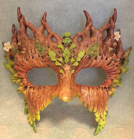 Máscara de Dríada