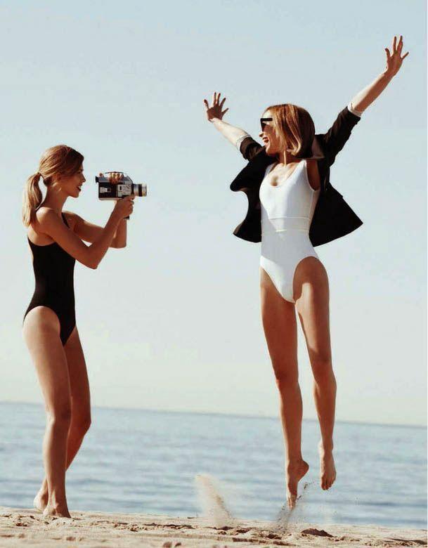 Elle Italia (May 2013) #editorial #onepiece