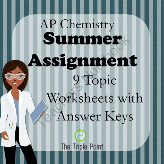 pre ap chemistry homework help