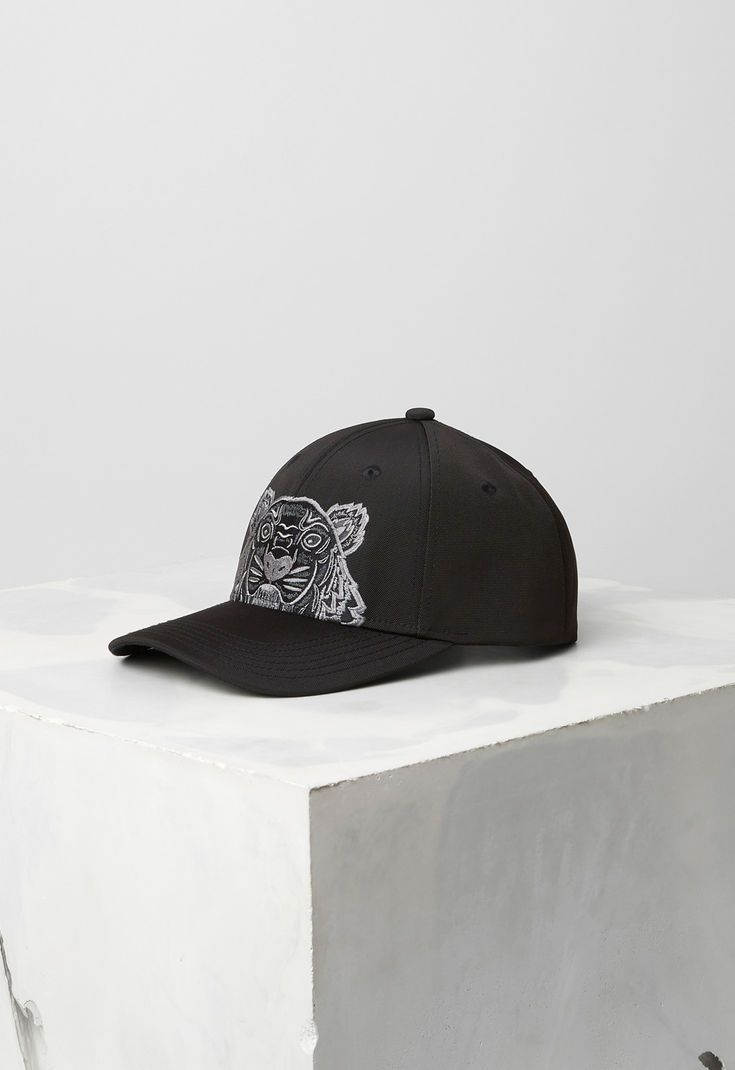 Tiger Canvas Cap for ACCESSORIES Kenzo | Kenzo.com