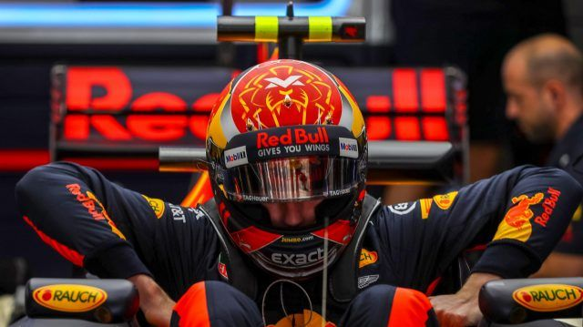Max Verstappen (NED) Red Bull Racing at Formula One World Championship, Rd5, Spanish Grand Prix, Practice, Barcelona, Spain, Friday 12 May 2017. © Sutton Motorsport Images