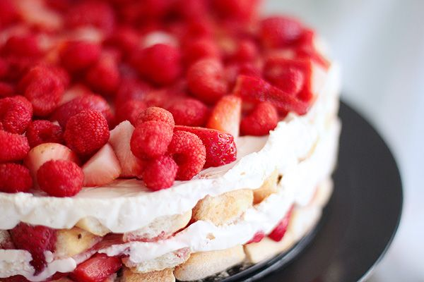 Receita de Torta de morango | Sabor Sonoro