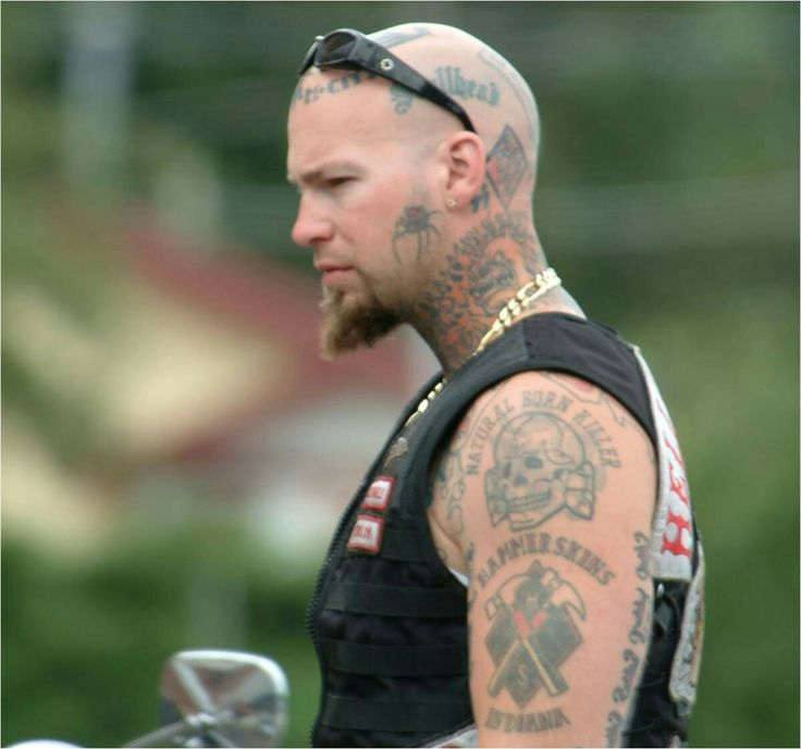 64 best 14ss88 images on pinterest skinhead design for Hells angels tattoos pics