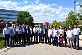 Rektörümüz Prof. Dr. İbrahim Çapak'ın Kanal Fırat TV'de Yayınlanan Röportajı