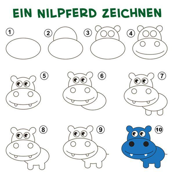 Hier Gibts Tolle Malvorlagen Von Jolly Zeichne Die Vorgaben Einfasch Schritt Fur Schritt Nach So Kinder Zeichnen Einfach Zeichnen Zeichnen Lernen Fur Kinder