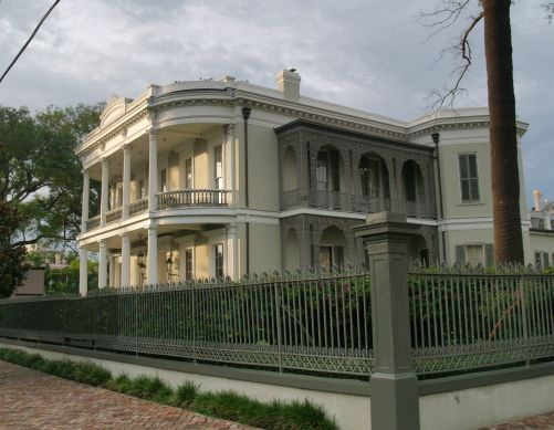 New Orleans Garden District Condos Historic Condos And Homes Are All Here!  2512 Magazine Street  The Livaudais House | New Oru2026 | ~ Pinterest Magazine  ...