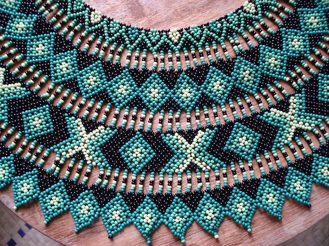 Collar Saraguros Detalle by pacificdaphne
