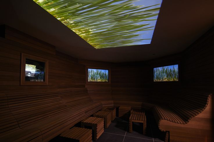 A sensory experience at the Aqua Sana Woburn Forest