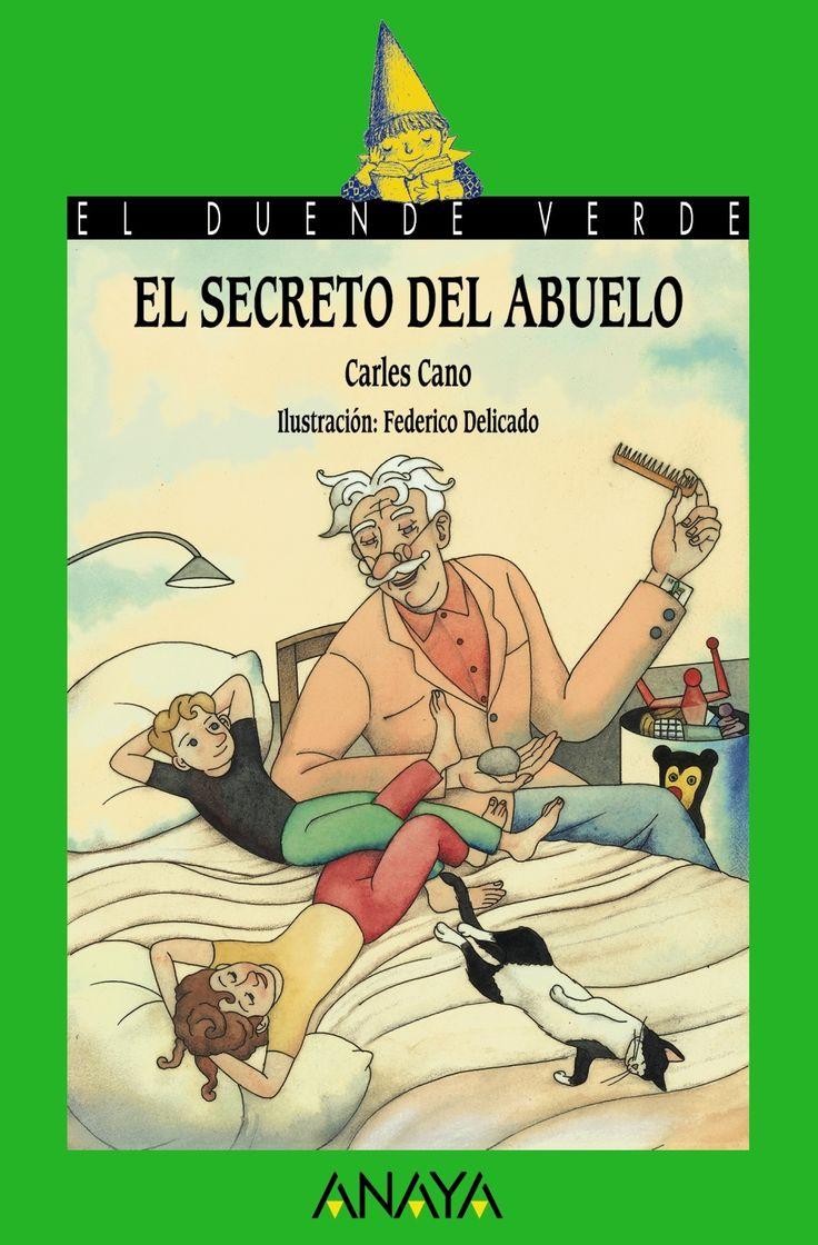 """""""El secreto del abuelo"""" Carles Cano"""