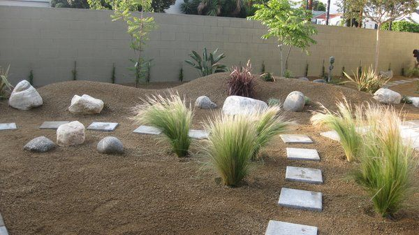 Decomposed Granite California Natives And Pavers What Is