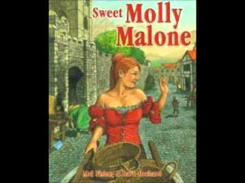 Steve Ashall version of the great Molly Malone song. The song tells the fictional tale of a fishmonger who plied her trade on the streets of Dublin, but who ...