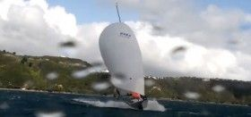 30 Knoten auf dem Schiff - scheiß auf Surfen
