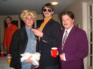 easy costumes for men - Superbad Halloween Costumes