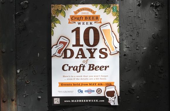 Madison Craft Beer Week 2012