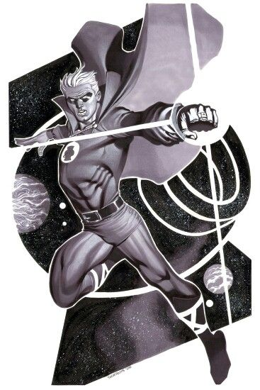 Golden age Green Lantern