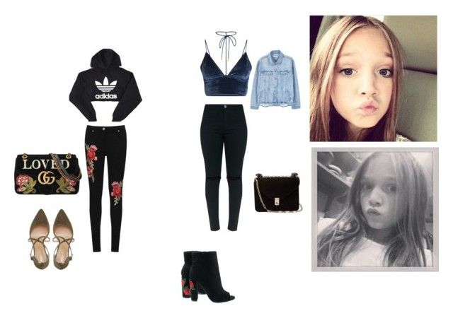 daisy tomlinson by abbyweitz on Polyvore featuring adidas, MANGO, WearAll, Wild Diva, Roberto Vianni, Gucci and Valentino