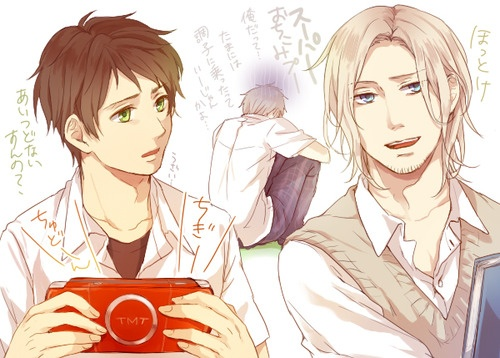 59 best images about Hetalia-Bad Touch Trio on Pinterest ...