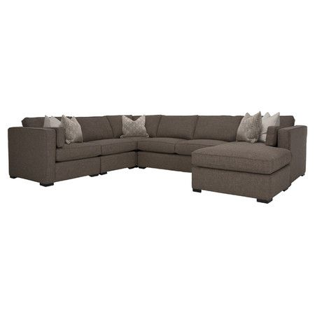 Josephina sectional sofa at joss main ideas for home for Sectional sofa joss and main