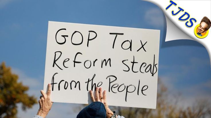 Republicans Revolt Against Republican Tax Plan ~  While watching this make me want to Donate to The Green Party!