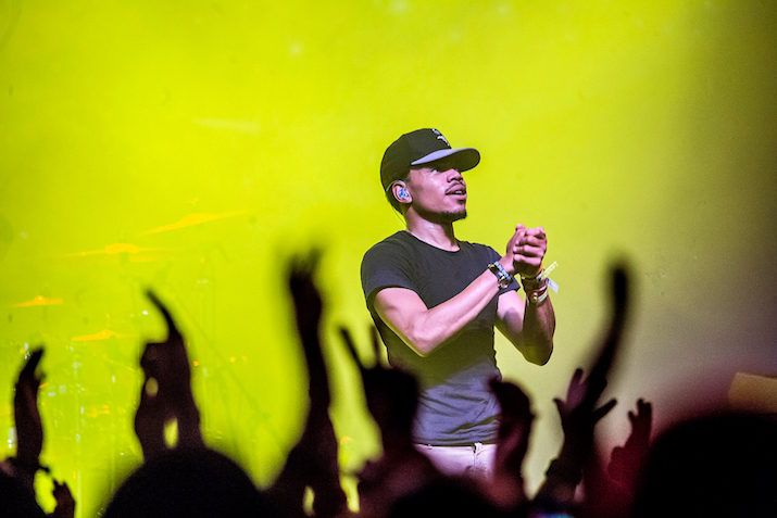 Chance The Rapper Is Throwing His Own Music Festival In Chicago And The Line-Up Is Amazing
