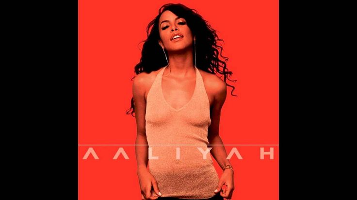 The final and flawless in every way imaginable, self titled Album Aaliyah