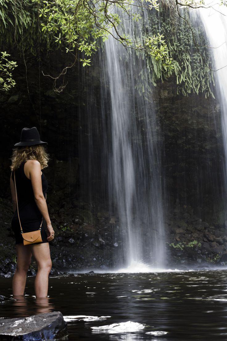 #waterfall - 50mm prime, f11, 1/20
