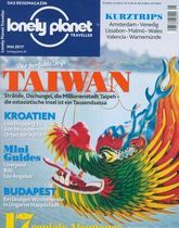 """Lonely Planet Traveller (D) 5/2017 """"Taiwan"""""""