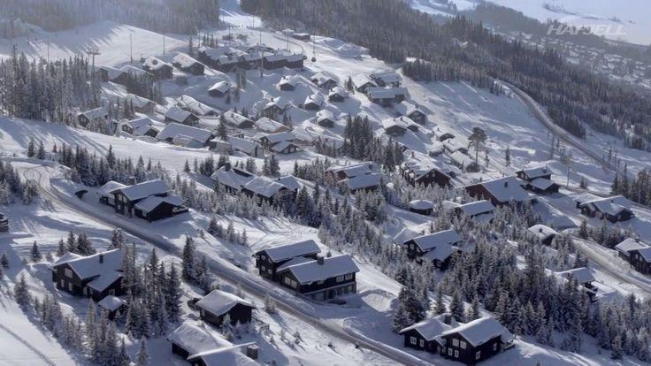 Хафьель #Norway #ski #Hafjell