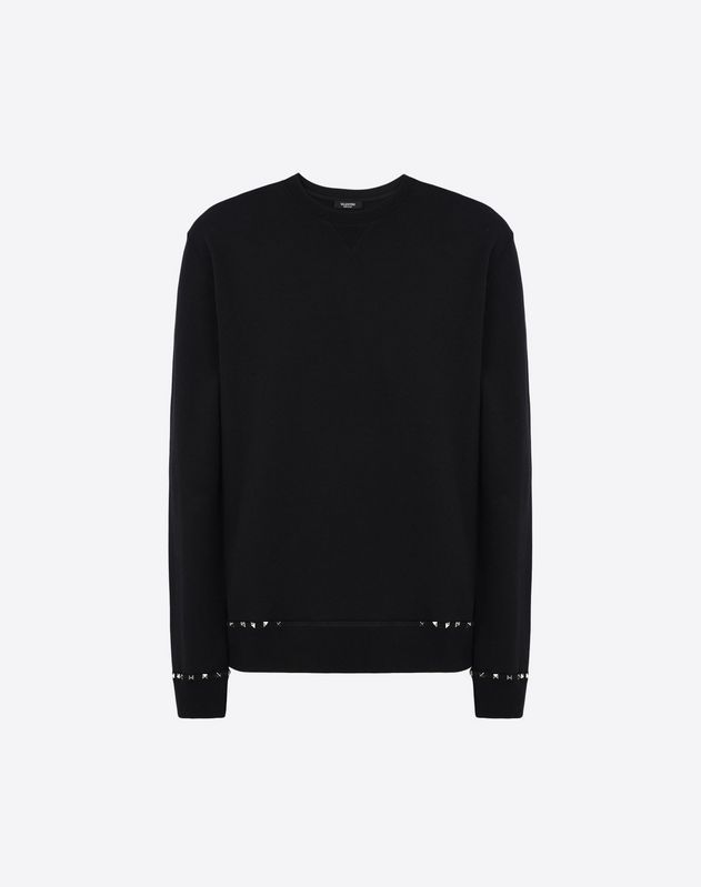 Rockstud Untitled Sweater - Valentino