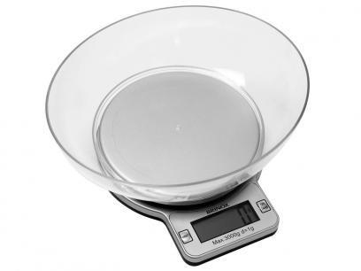 Balança de Cozinha Digital Brinox - 1g até 3kg com as melhores condições você encontra no Magazine Luizasnc. Confira!