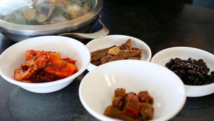 jogaetang (clam stew: 조개탕)
