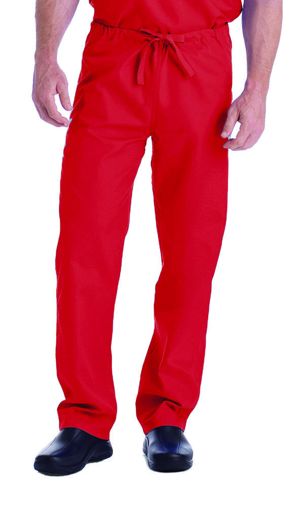 Classic Landau 7602 Unisex Cargo Pant in TRUE RED #landau #uniforms #medical #fashion #scrubs #health #healthcare #hospital #doctor #nurse #nursing #rn #cna #cargo #pant #true #red