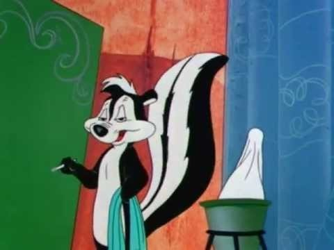 Pepe Le Pew - The Cats Bah http://toonhalloffame.com