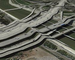 postcards from google earth by clement valla - good thing google's not in charge of our infrastructure!
