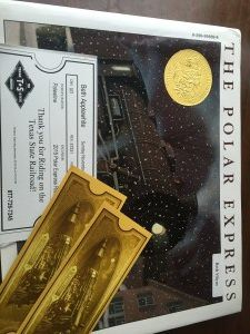 The Texas State Railroad - The Polar Express Train Ride - Kid Fun Houston