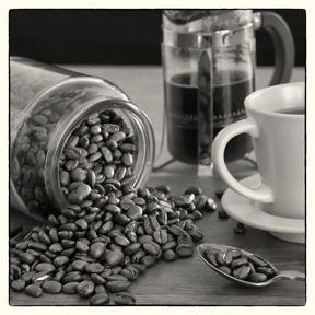 Coffee! - By Alycia Rowe