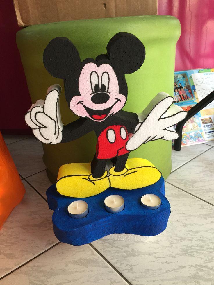 Φενιζολ για στολισμό με θέμα Mickey Mouse