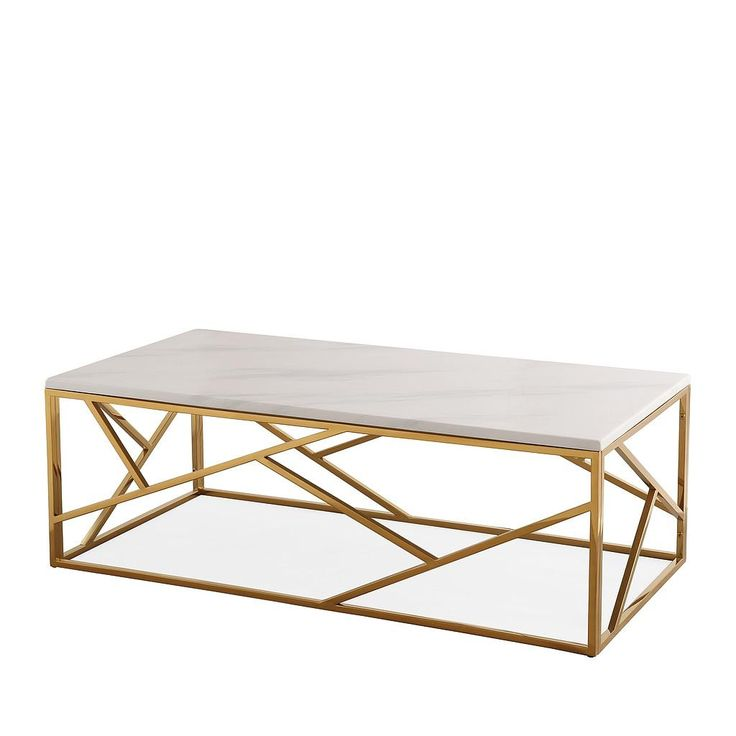 17 Best Ideas About Gold Coffee Tables On Pinterest