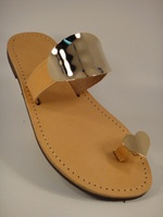 Greek sandal self made by Stelios