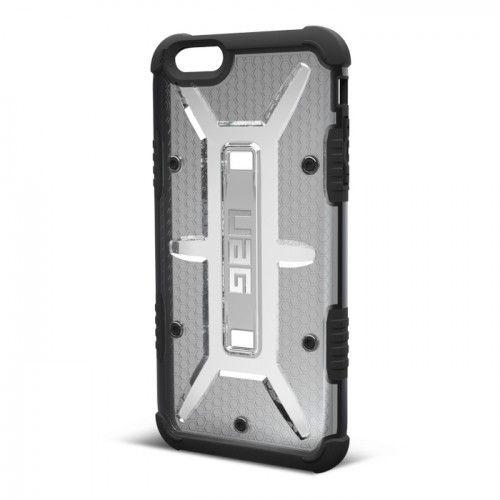 UAG iPhone 6 Plus and 6s Plus Composite Case - Ash / Black   Mobile Madhouse