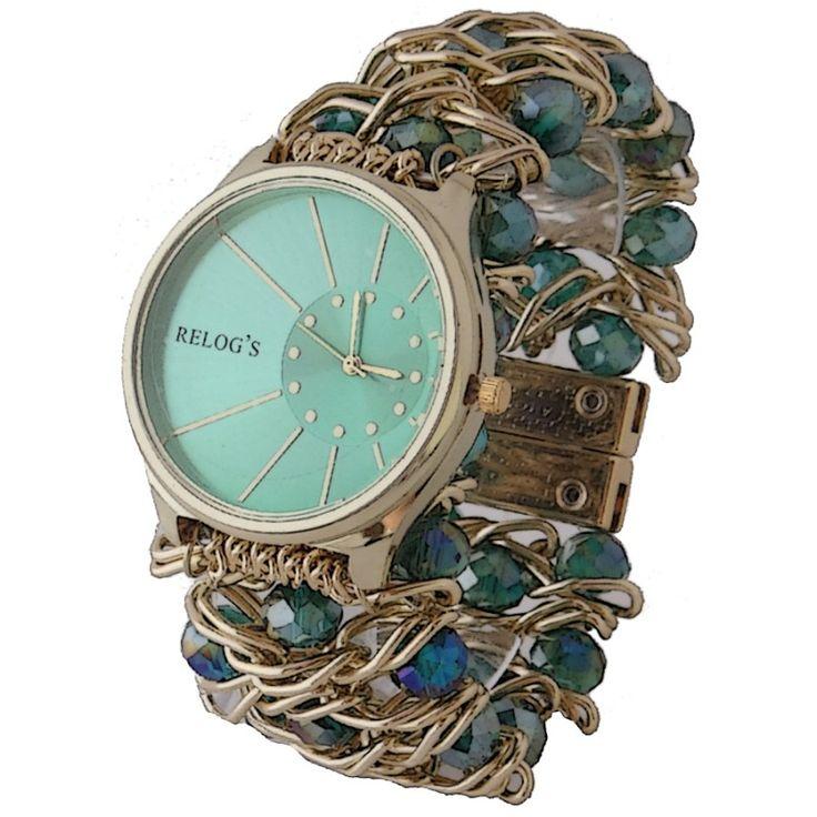 Relógio Feminino Furta Cor. Um Luxo.