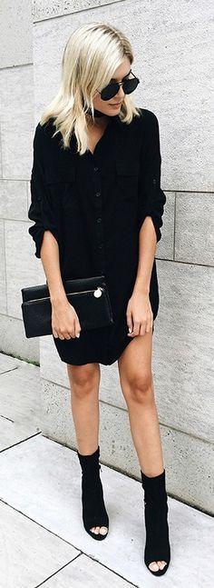 love it all. black on black