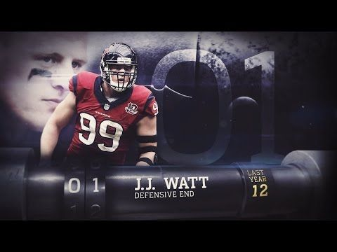 Top 100 Players of 2015: J.J. Watt - YouTube