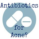 Have you been prescribed antibiotics for your acne, but it just doesn't seem to work? Click the link to find out why antibiotics are not the best or only way to get rid of acne!