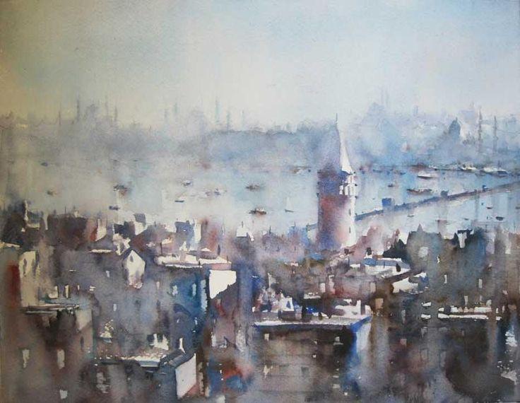 Saim ALTUNCU - Sanatçı Detayı - Turkish Paintings